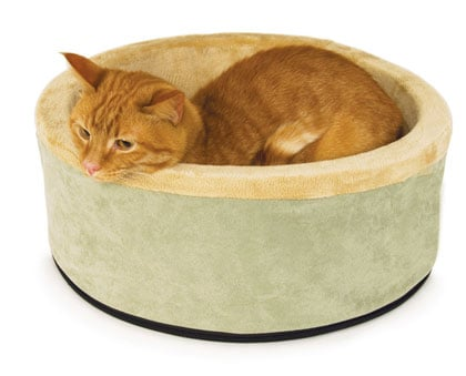 Kh Thermo Kitty Heated Cat Bed