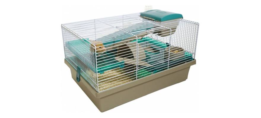 what to look for when buying a hamster cage