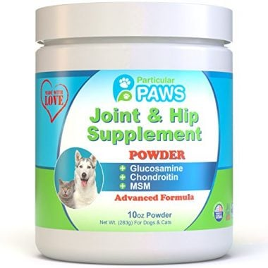Glucosamine for Dogs and Cats by Particular Paws