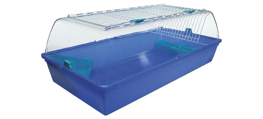 hamster cage without accessories