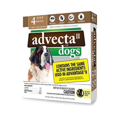 Advecta II Flea Treatment for Dogs by Advecta