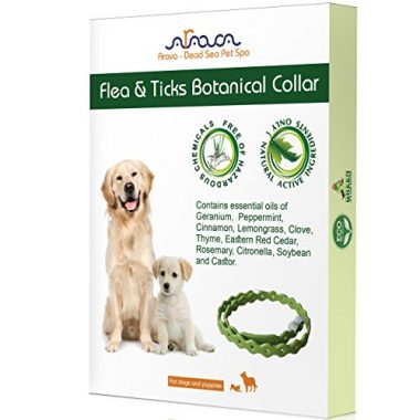 Arava Flea and Tick Collar for Dogs and Puppies