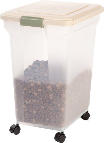 Premium Airtight Pet Food Storage Containers by IRIS USA Inc.  sc 1 st  My Pet Needs That & 8 Best Dog Food Containers For Super Fresh Kibble in 2018