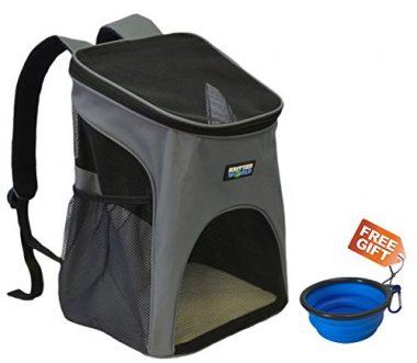 Pet Carrier Backpack by KritterWorld
