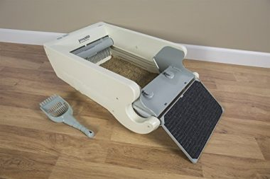 LM980 Mega Self-Cleaning Litter Box by Littermaid