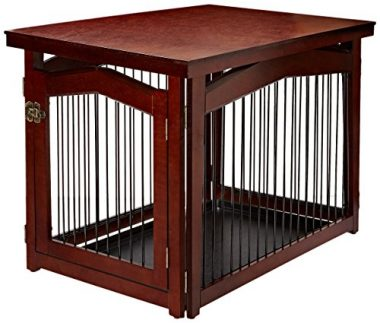 Merry 2-in-1 Configurable Pet Crate