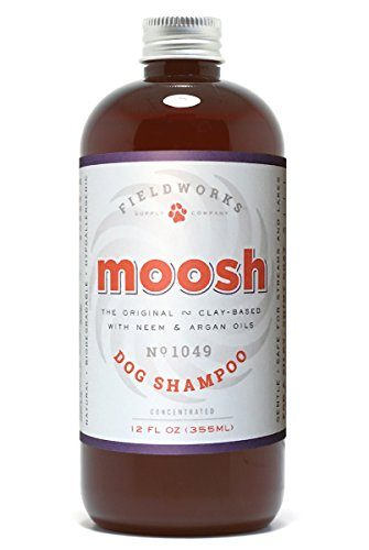 Natural Dog Shampoo by Fieldworks Supply Company