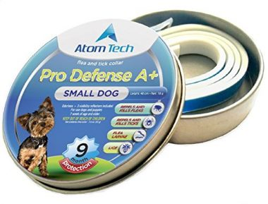Pro Defense A+ Flea and Tick Collar by Atom Tech