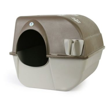 Self-Cleaning Litter Box by Omega Paw