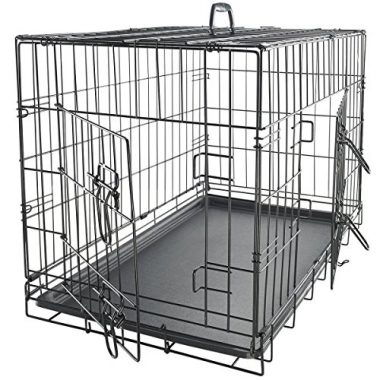 Paws & Pals Dog Crate by OxGord