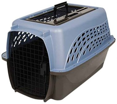 Petmate Two-Door Top Load Dog Crate