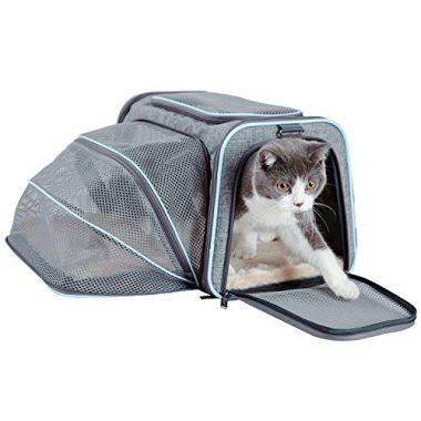 Expandable Travel Carrier by Petsfit