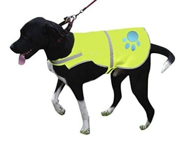 Reflective Dog Vest by Twilight Dog