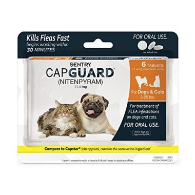 Capguard by Sentry Pet Care