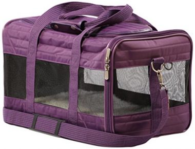 Deluxe Pet Carrier by Sherpa