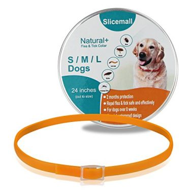 Flea Tick Collar by Slicemall