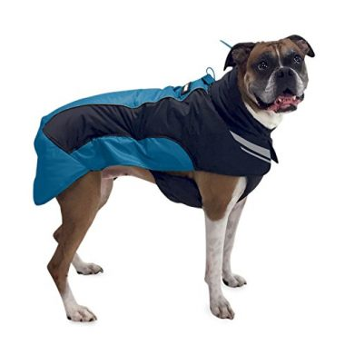 Explorer Soft Shell Dog Jacket by FrontPet