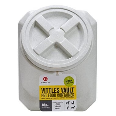 Vittles Vault Outback 40 Airtight Stackable Pet Food Container by Gamma2