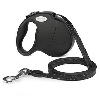 Retractable Dog Leash by WENFENG