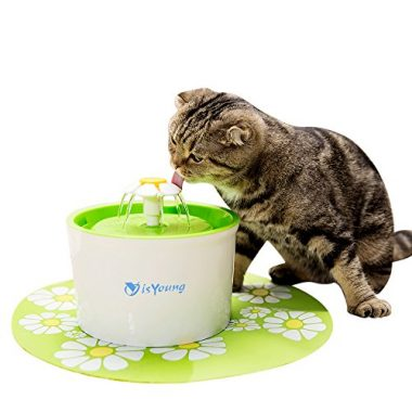 Pet Fountain Automatic Water Dispenser by isYoung