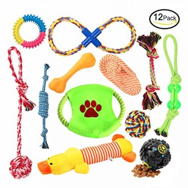 Dog Puppy Toys by Aipper