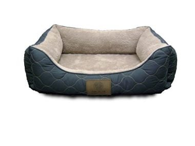 Orthopedic Circle Stitch Cuddler Pet Bed by the American Kennel Club