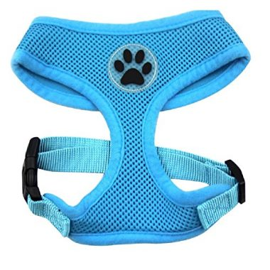 Soft Mesh Dog Harness Pet Walking Vest by BINGPET
