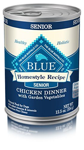 BLUE Homestyle Recipe Wet Dog Food by Blue Buffalo