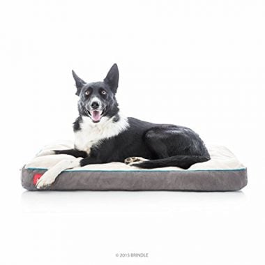 Soft Memory Foam Dog Bed by Brindle