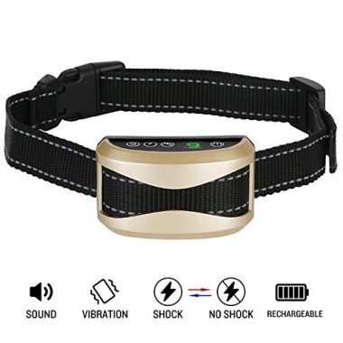 Bark Collar by Casfuy