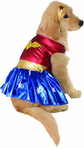 DC Heroes and Villains Collection Pet Costume by Rubie's