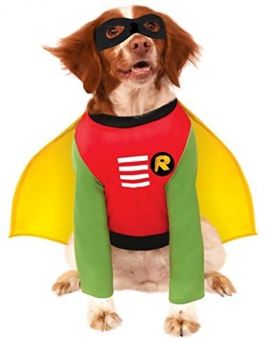 Robin Teen Titans Pet Costume by Rubie's