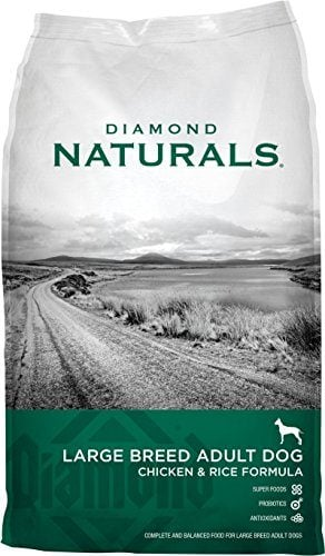 Natural Large Breed 60+ Formula by Diamond Pet Foods