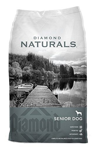 Diamond Naturals Dry Food for Senior Dogs 8+ by Diamond Pet Foods