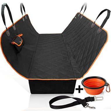 Car Seat Cover for Dogs by MT-Great