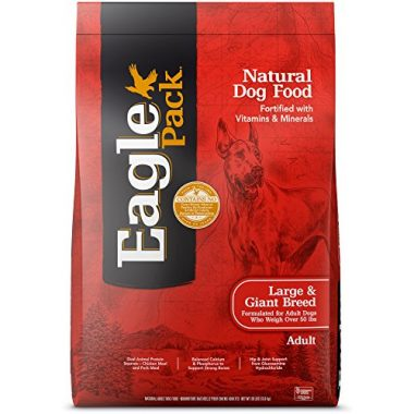Natural Dry Dog Food by Eagle Pack