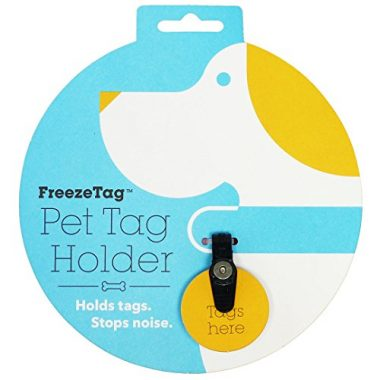 Dog Tag Silencer and Connector by FreezeTag