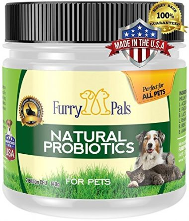 Natural Probiotics for Pets by FurryPals