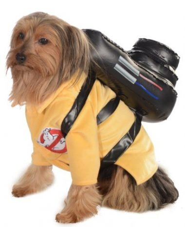 Ghostbusters Movie Collection Pet Costume by Rubie's