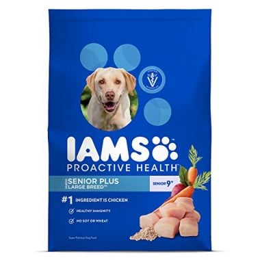 Proactive Health Senior and Mature Adult Dry Dog Food by IAMS