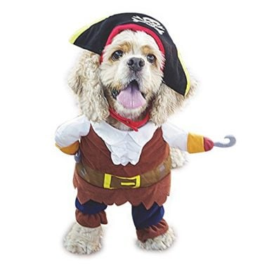 Pirates of the Caribbean Pet Dog Costume by NACOCO