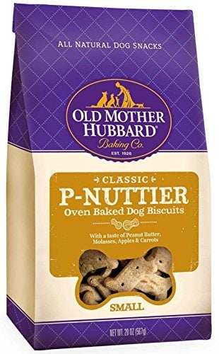 Crunchy Classic Natural Dog Treats by Old Mother Hubbard