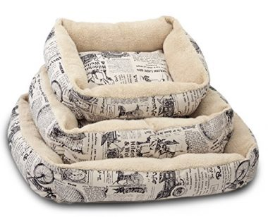 Paws & Pals Pet Bed by OxGord
