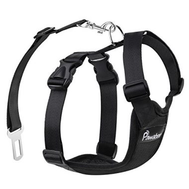 Pawaboo Safety Vest Dog Harness