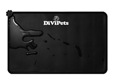 Pet Silicone Food Mat by DiViPets