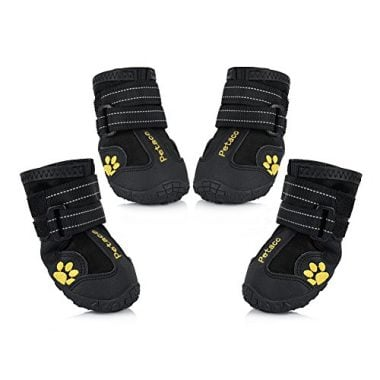 Water Resistant Dog Boots by Petacc