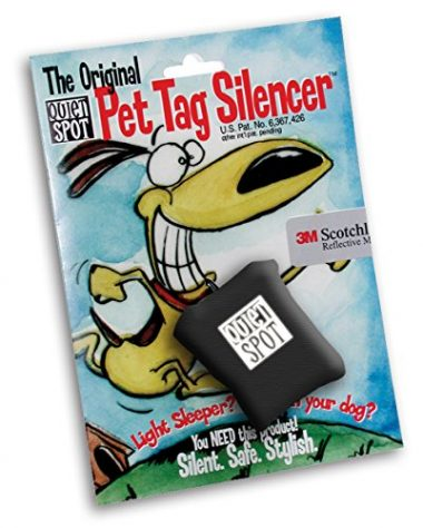 Pet Tag Silencer by Quiet Spot
