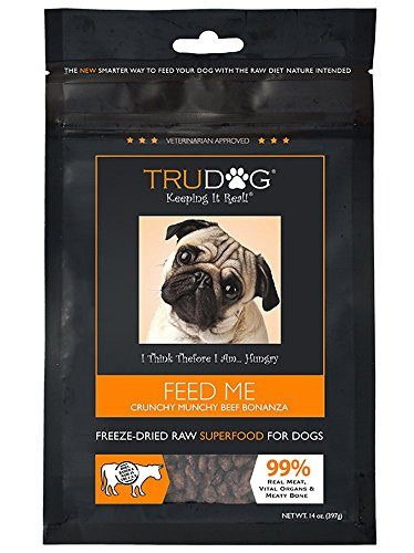 Real Meat Organic Dog Food by TruDog