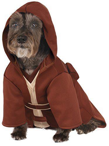 Star Wars Classic Jedi Robe Pet Costume by Rubie's
