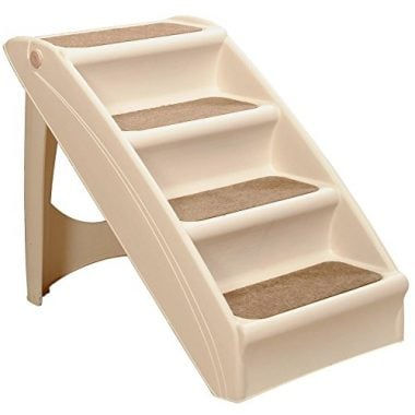 PupSTEP Plus Pet Stairs by Solvit